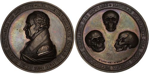 Johann Friedrich Blumenbach bronze Medal