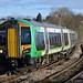 West Midlands Railway - 172219 - Worcester Foregate Street