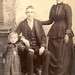 Carrie and Louis Giles and son James Allen