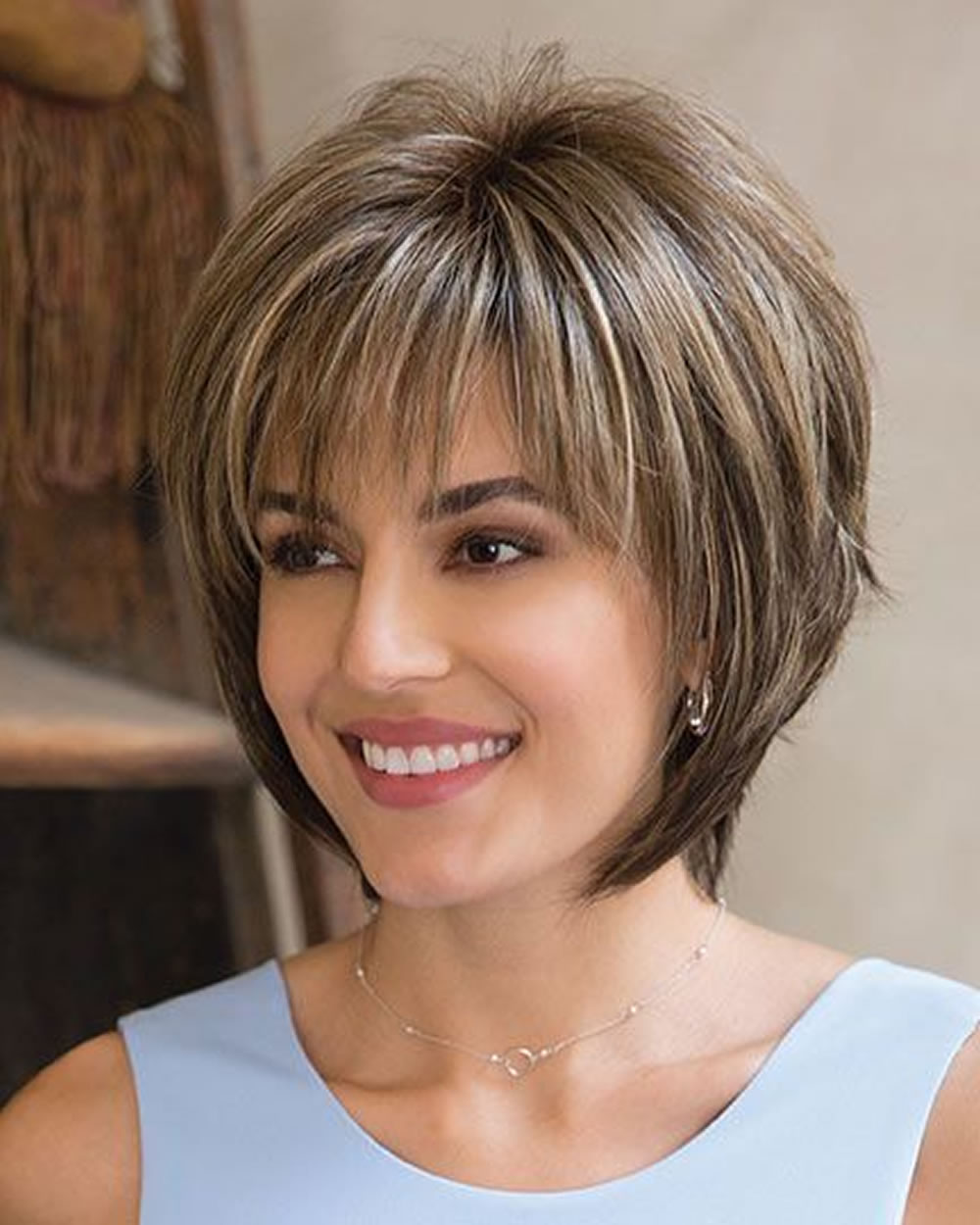 2018 Layered Bob Hairstyles For Women\'s - Layers Hairstyles