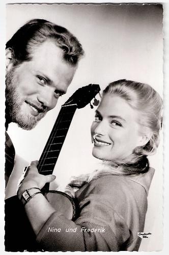 Nina & Frederik in Mandolinen und Mondschein (1959)