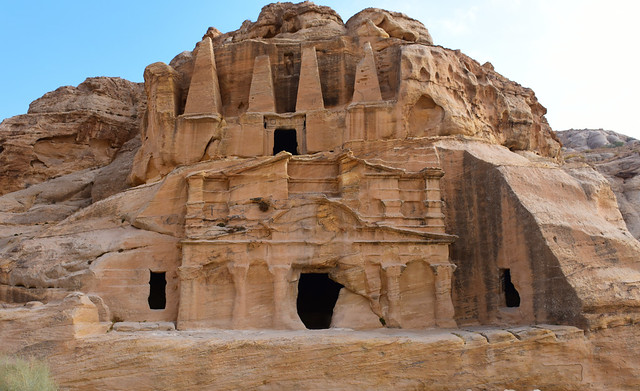 Petra, Jordan, January 2018 965
