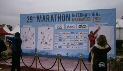Marrakech Marathon aneb Důchodce na cestách