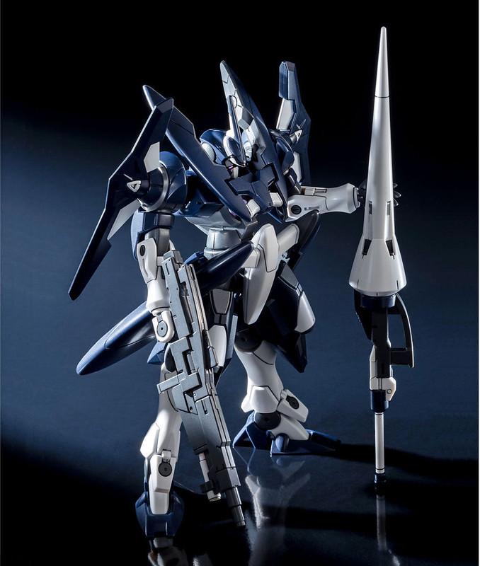 期待度滿點的人氣機體也將推出HG套件!HG 1/144《機動戰士鋼彈00V》進階型GN-X(アドヴァンスドジンクス)