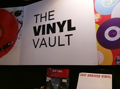 Enter ye, into the vinyl vault