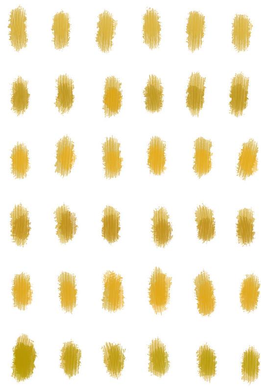 Mustard fabric pattern