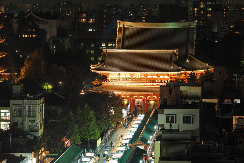 淺草觀音寺|東京 Tokyo
