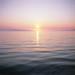 Sunset on Baikal