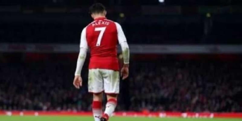 Manchester United Berikan Nomer 7 Untuk Alexis Sanchez