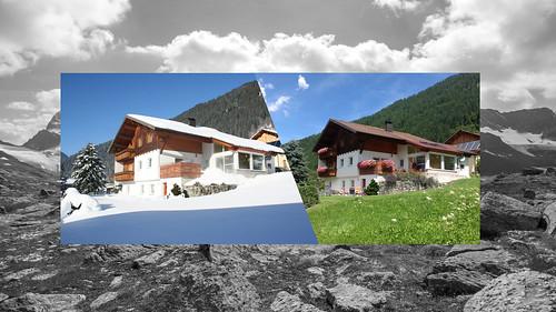 sommerurlaub und winterurlaub im montafon st gallenkirch-gortipohl