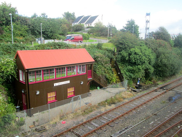 Signal Box, Kyle of Lochalsh