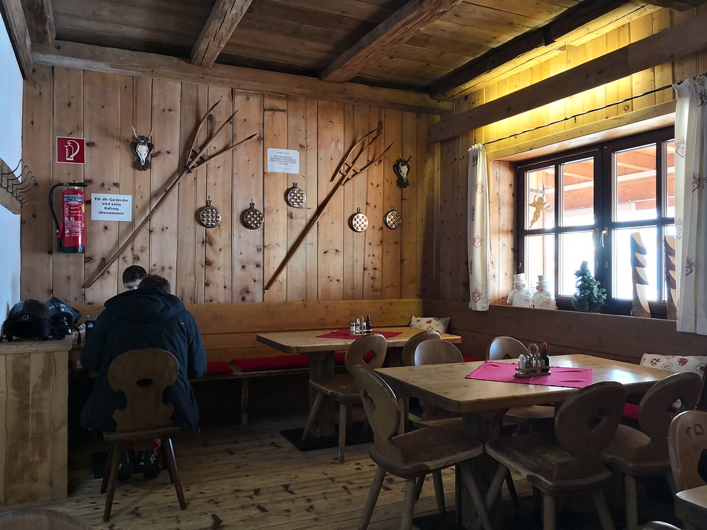 Inside Wurmkoglhütte