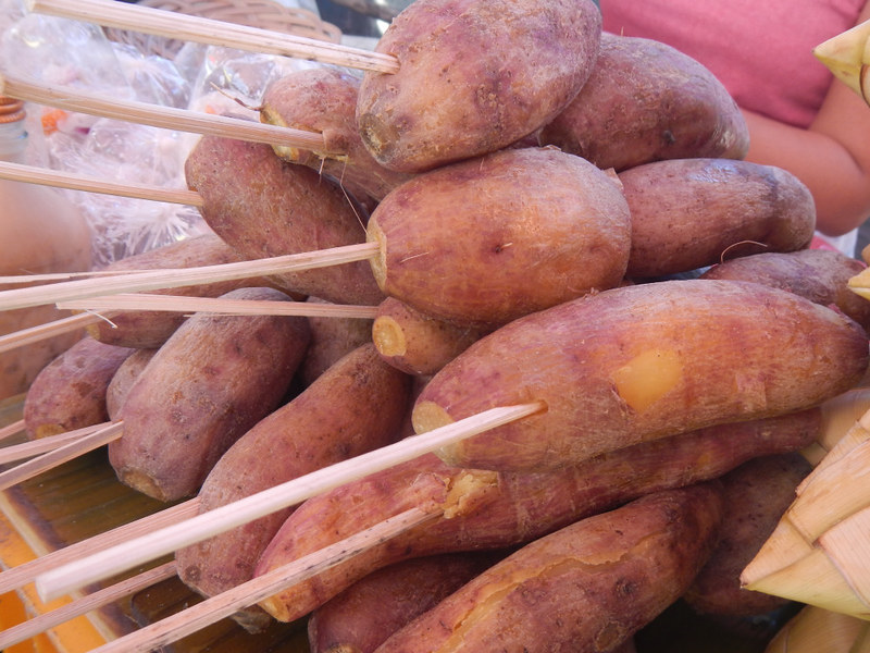 Liloan sweet potato