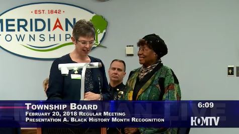 Carrie Owens Recognized in Honor of Black History Month