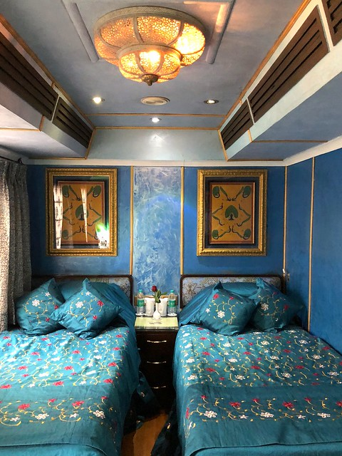 Palace on Wheels, Rajasthan, India, 2018 75