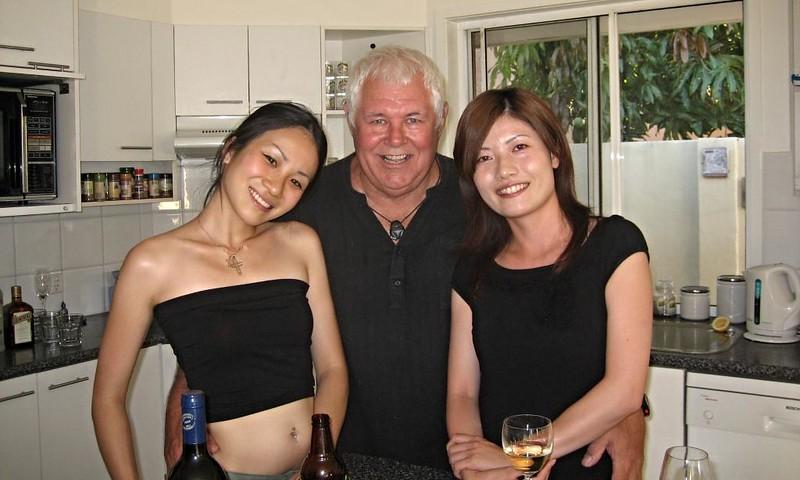 Friends family Surfers Paradise