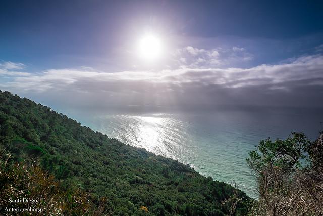 Cielo, mare e terra - Sky sea and earth