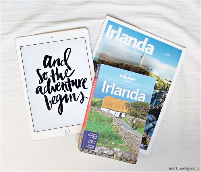 Viaggio in Irlanda, consigli di viaggio