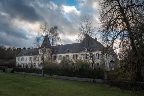 Chateau de Resteigne
