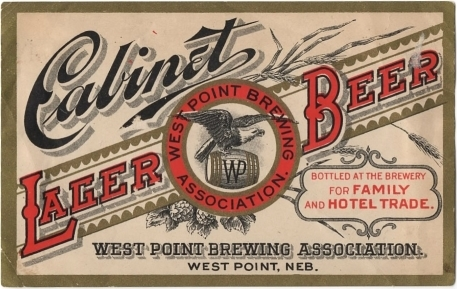 Cabinet-Lager-Beer-Labels-Storz-Brewing-Company--Pre-Prohibition