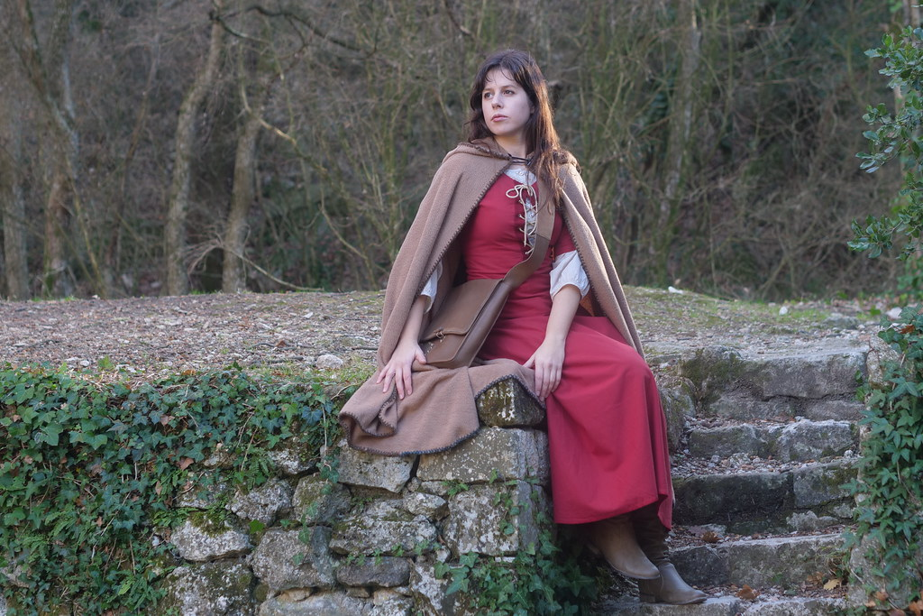related image - Shooting Médiéval - Orena Costume - Val des Nymphes -2017-12-23- P1100682