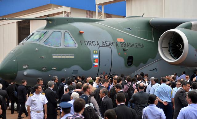 Desnacionalização afeta proteção do espaço aéreo - Créditos: Foto: Tereza Sobreira/ Ministério da Defesa