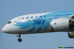 B-2726 - 34924 - China Southern Airlines - Boeing 787-8 - Heathrow - 170402 - Steven Gray - IMG_3241