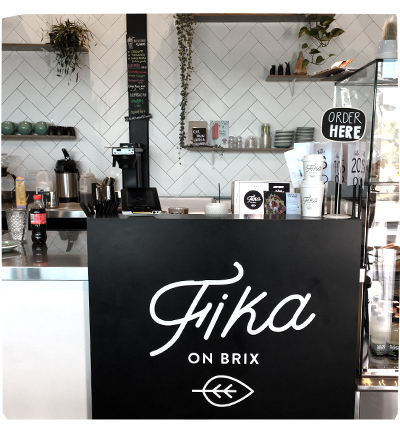 Fika on Brix 2018