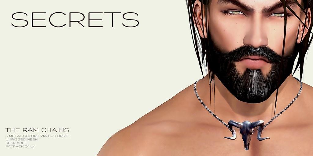 -SECRETS- The Ram Chains - TeleportHub.com Live!