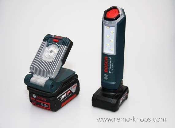 Bosch Blauw GLI 12V-300 LED - Professional Light 7998