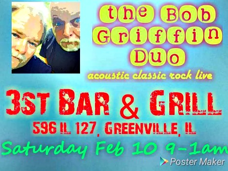 Bob Griffin Duo 2-10-18