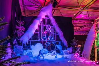 * Eis- und Schneeskulpturen 2018