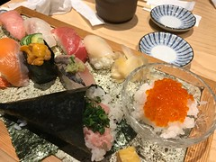 お寿司ランチ sushi