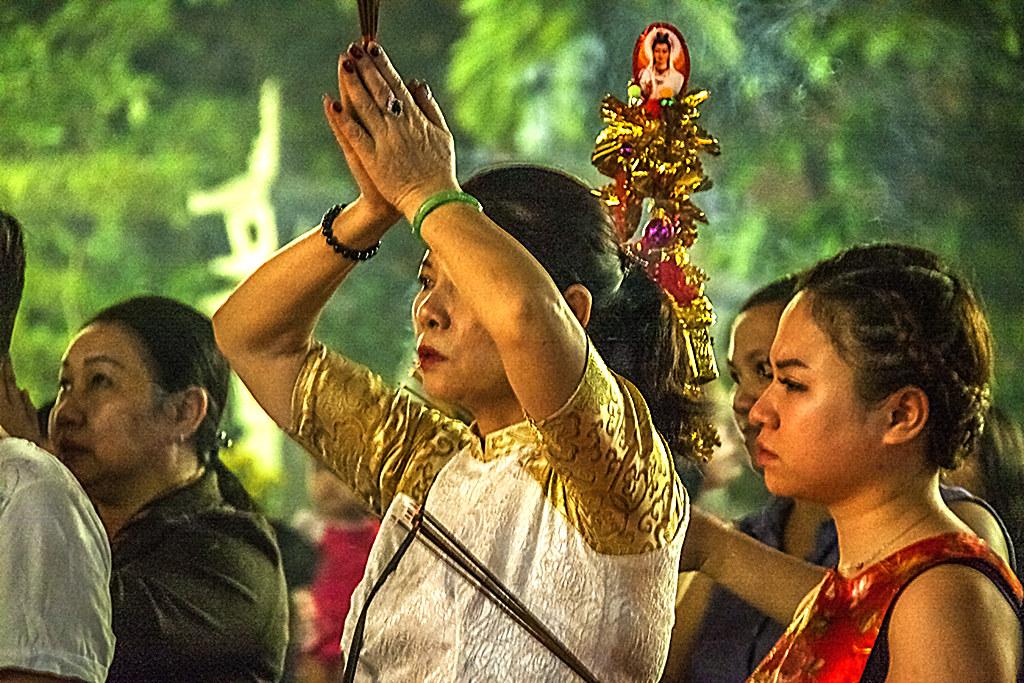 Vinh Nghiem Pagoda--Saigon 2