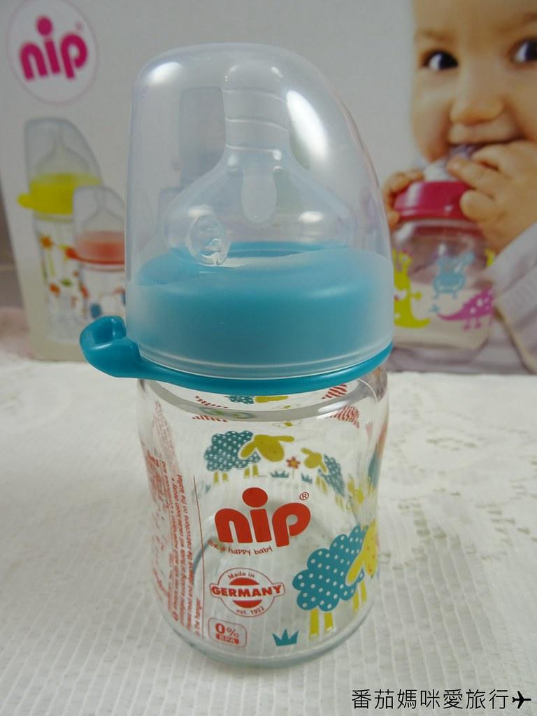 nip 德國防脹氣玻璃奶瓶 (12)