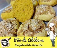 Pão de Abóbora =)