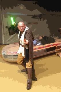 Jedi Olimpus - Fabrizio
