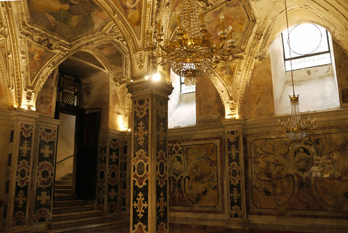 The Crypt of St. Andrew
