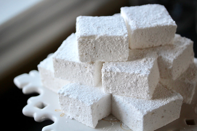 Vanilla Coconut Marshmallows - 29
