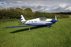 G-BLXH Alpavia RF-3 [39] Popham 081017