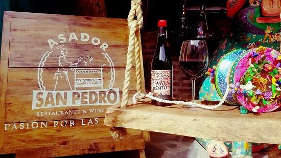 San Pedro Asador