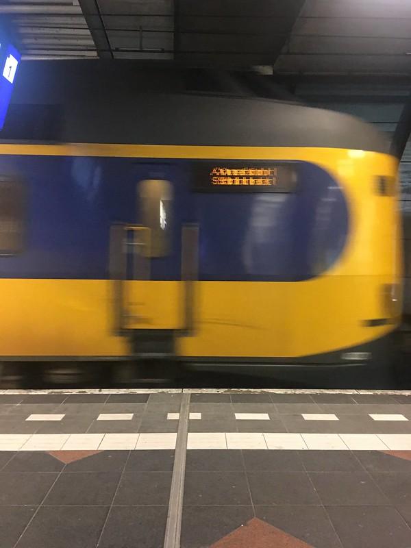 Nederlandse spoorwegen (12-02-2018).
