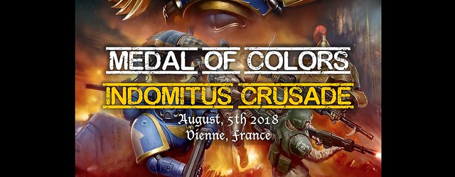 Medal of Colors –  Indomitus Crusade - 5 août 2018 25504938767_4ae936ba83_z