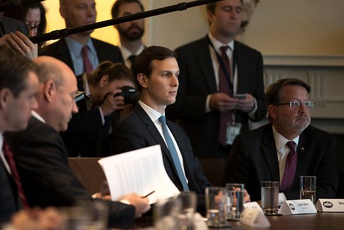 Kushner Resists Losing Access as Kelly Tackles Security Clearance Issues