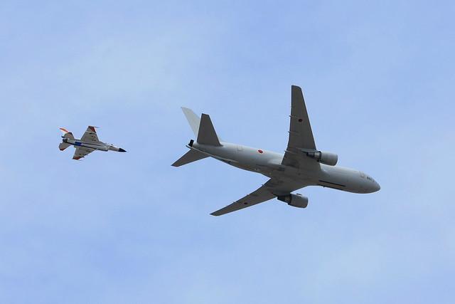 KC-767 87-3601 第1輸送航空隊 第404飛行隊 IMG_3108_2