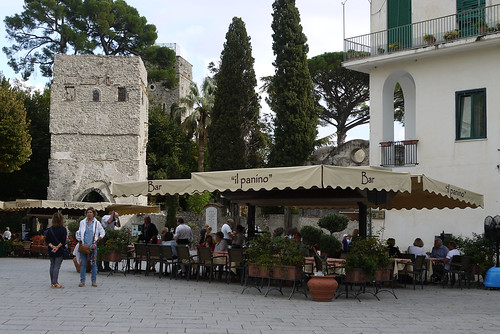 Piazza Duomo - Ravello