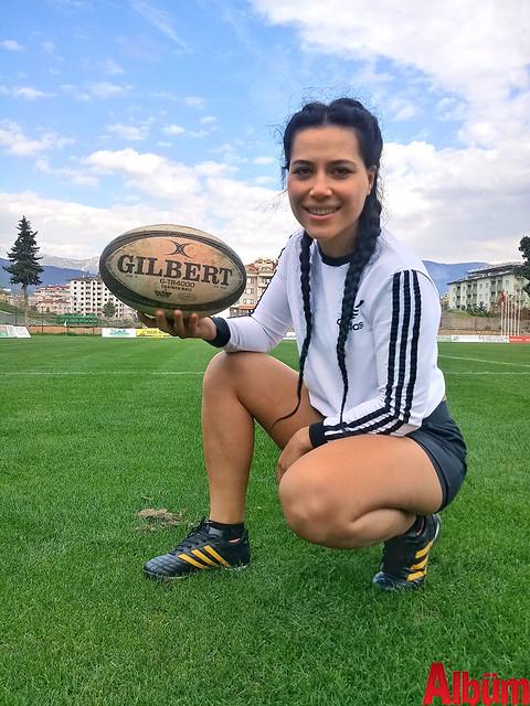 Akdeniz'in ilk ragbi kursu Alanya'da -8