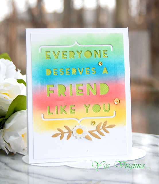 everyone deserve a friend like you