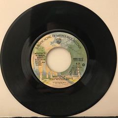 BOOTSY'S RUBBER BAND:BOOTZILLA(RECORD SIDE-A)