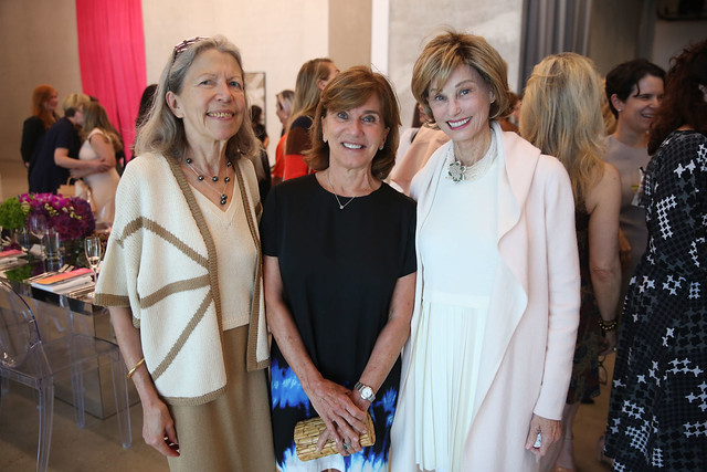 Jane Hurt, Adriana Malfitano, & Ann Blackwell